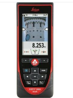 徕卡测距仪/激光测距仪D810