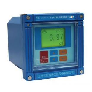 雷磁PHG-217系列工业pH/ORP测量控制器