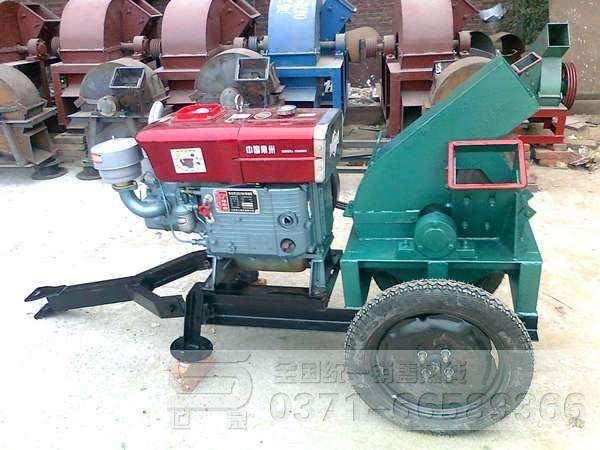 郑州世晟机械专业生产木材粉碎机,木材破碎机,小型木材粉碎机,移动