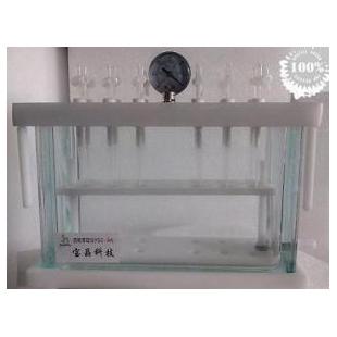 郑州宝晶固相萃取仪YGC-6A方缸一体固相萃取仪,12位固相萃取仪