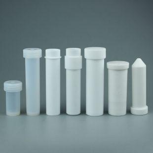 四氟消解管耐腐蚀消化管 适配石墨消解仪