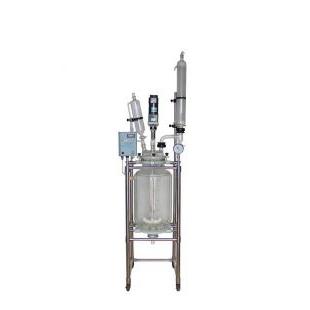 予华仪器双层玻璃反应釜YSF控温精准,安全可靠