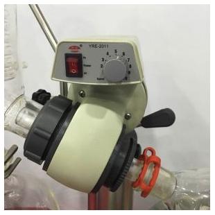 手动升降2L旋转蒸发仪YRE-2011