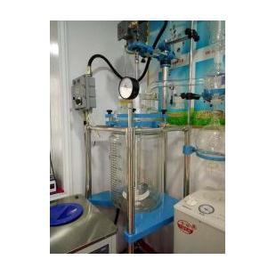 巩义予华双层玻璃反应釜托盘YSFT型