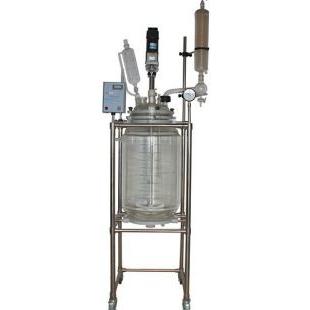 予华仪器双层玻璃反应器YSF-100L,安全系数高,值得信赖