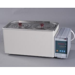 予华仪器双孔水浴锅,数显控温