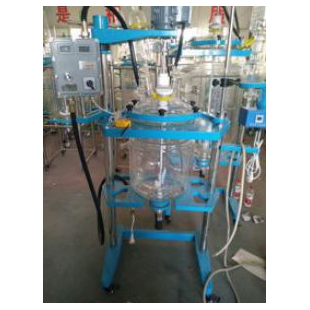 予华仪器YSF双层玻璃反应釜