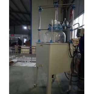 予华仪器最大单层玻璃反应釜YDF-200L厂家直发