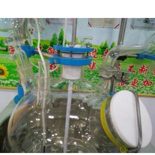 予华仪器单层玻璃反应釜/反应器YDF-10L