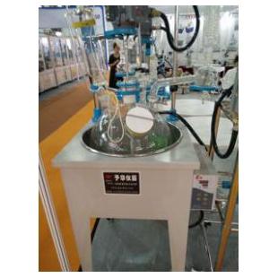 予华仪器单层玻璃反应釜YDF