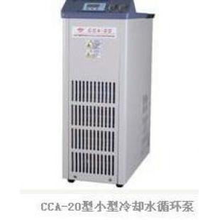 小型低温冷却液循环泵CCA-20配小型旋蒸使用