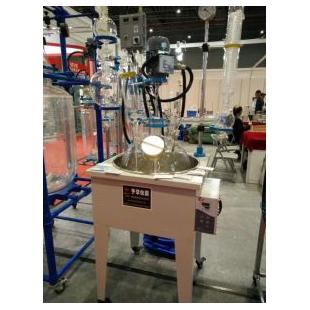 单层玻璃反应釜YDF予华仪器生产,具有完善的售后服务