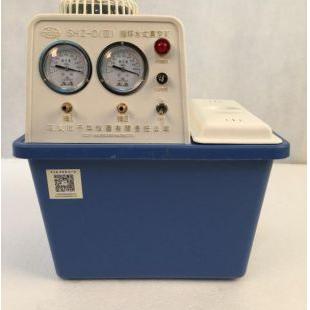 台式循环水真空泵SHZ-D(III)体积小,移动方便