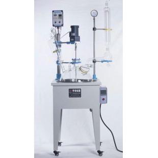 防爆型单层玻璃反应釜YDF予华厂家生产