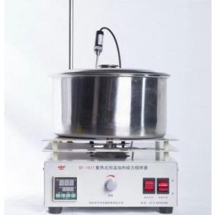 予华集热式搅拌器DF-101T型大容量不锈钢锅