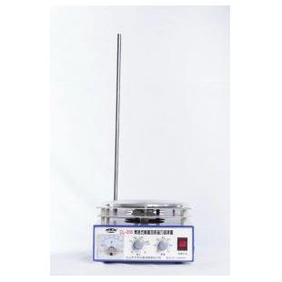 河南予华仪器出品平板磁力搅拌器CL-200 J磁力强劲 搅拌量大