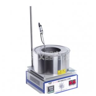集热式恒温加热磁力搅拌器智能数显控温精准