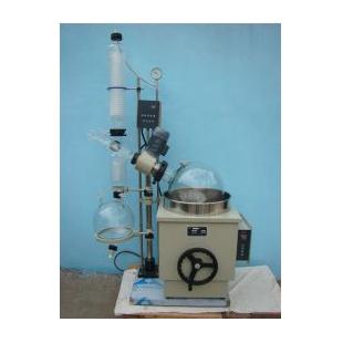 大型旋转蒸发仪YRE-2050A有主副双冷凝,回收率高
