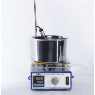 予华仪器集热式磁力搅拌器DF-101D满足您做小小实验的愿望