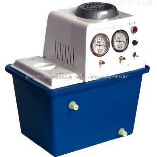 小型循环水式多用真空泵配小型旋蒸使用