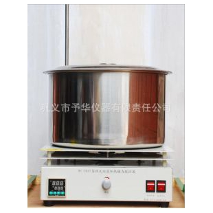 河南予华仪器直供集热式加热磁力搅拌器DF-101T低价热销