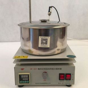 巩义予华仪器磁力搅拌器DF-101T强磁力大容量厂家热销产品