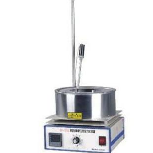 集热式恒温加热磁力搅拌器DF-101S予华品牌出品