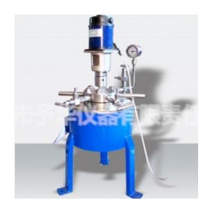 小型高压反应釜结构合理,经久耐用
