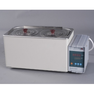 予华仪器双孔水浴锅功能多,质量好,厂家批量供应