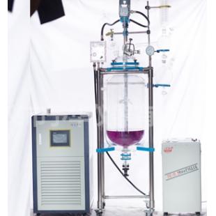 YSFT(EX)变频调速双层玻璃反应釜防爆系列
