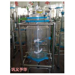 予华仪器YSF双层玻璃反应釜可加(EX)防爆电机系统