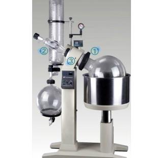 巩义予华仪器大型立式旋转蒸发器正品包邮,安全可靠