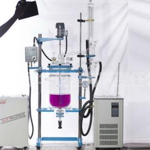 反应釜/反应器变频调速双层,三层玻璃反应釜