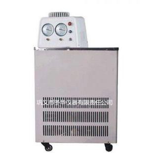 低温循环水真空泵 使用旋蒸减压蒸馏辅助设备