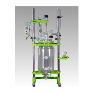 予华仪器双层玻璃反应釜性能稳定安全可靠