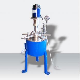 不锈钢高压反应釜  静密封彻底解决搅拌泄露问题
