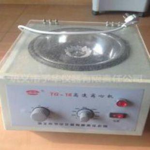 台式离心机操作简单,使用方便。