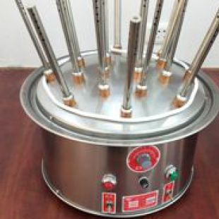 玻璃仪器气流烘干器KQ-C全不锈钢外壳