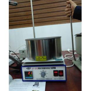 予华明星产品DF-101集热式恒温磁力搅拌器用户好评如潮