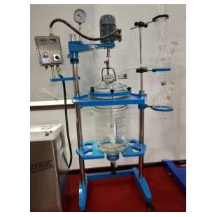 予華廠家YSF雙層玻璃反應釜工藝先進,防腐蝕更安全