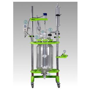 鞏義予華雙層玻璃反應釜擁有優質的物理化學性能