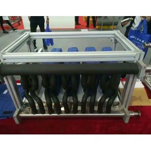 微通道反應器獨特的微通著設計是普通反應釜傳質10到100倍