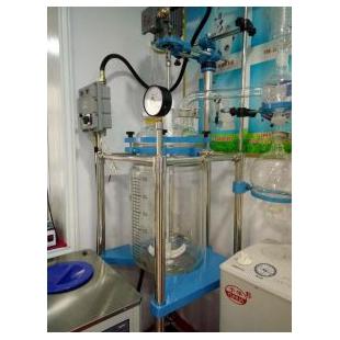 双层玻璃反应釜YSFT-30L   首选予华仪器