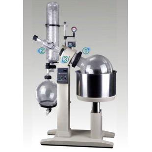 大型旋转蒸发仪三回流冷凝管巩义予华仪器