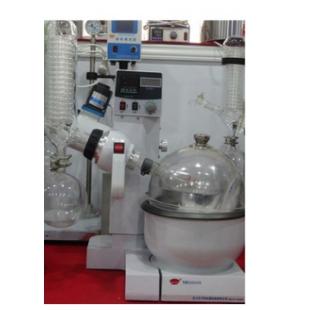 YRE-200B标准球磨口 冷凝管 转速数显