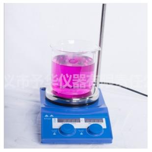 加热磁力搅拌器 RTC-2安全系数高 操作更加简单方便
