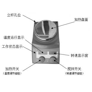 巩义予华仪器磁力搅拌器