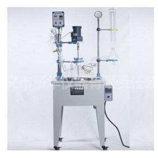 高品质出品 单层玻璃反应釜