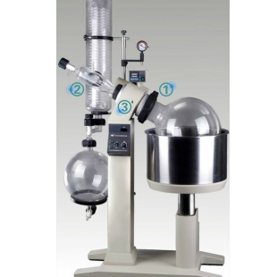 新型立式旋转蒸发器 巩义予华仪器