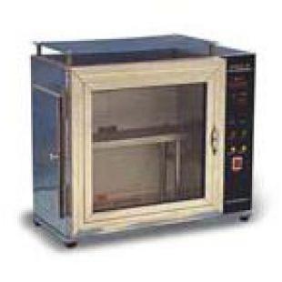 温州大荣YG(B)815D-II型(水平法)织物阻燃性能测试
